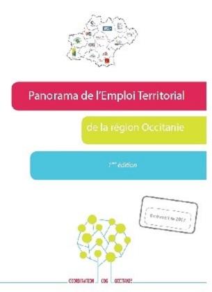 Couverture panorama de l'emploi territorial en Occitanie - 2017