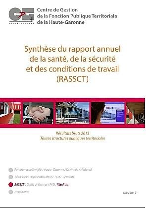 Couvertue étude RASSCT 2015 - Toutes collectivités de la Haute-Garonne