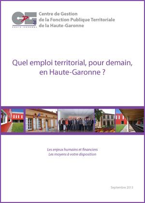 quel emploi territorial, pour demain, en Haute-Garonne ?